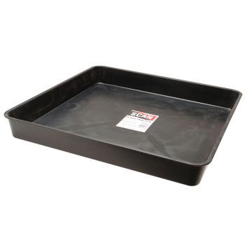 Scan Drip Tray 59 x 59 x 7cm 28 Litre - SCASCTRAY28