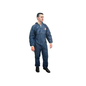 Scan Disposable Overall Blue XXL (45-49in) - SCAWWDOXXL