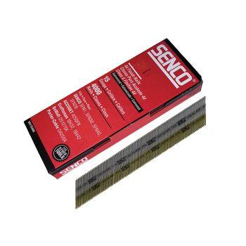Senco Chisel Smooth Brad Nails Galvanised 15G x 32mm Pack of 4,000 - SENDA15EAB