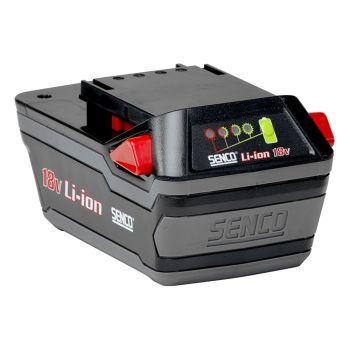Senco VB0162EU 18V 3.0Ah Battery DS5550 / DS5525 / DS7525 - SENVB0162EU