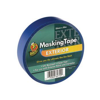 Shurtape Duck Tape Exterior Masking Tape 25mm x 50m - SHU221262