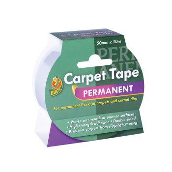 Shurtape Duck TapePermanent Carpet Tape 50mm x 10m - SHU260507