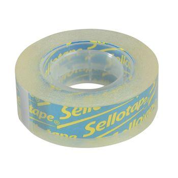 Sellotape Sellotape Clear 18mm x 25m Blister Pack - SLT1569088