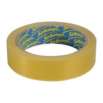Sellotape Sellotape Golden 24mm x 50m Blister Pack - SLT1629135