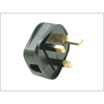 SMJ White 13A Fused Plug (Trade Pack of 20) - SMJTW13FP