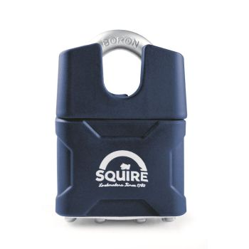 Squire 37CS - Stronglock 4 Pin Tumbler 45mm Laminated Double Locking Padlock - Closed Shackle