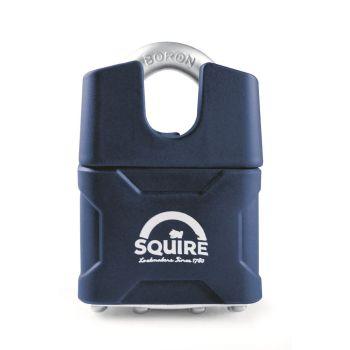 Squire 37CSMK - Stronglock Pin Tumbler 45mm Laminated Double Locking Padlock - Closed Shackle - Master Keyed