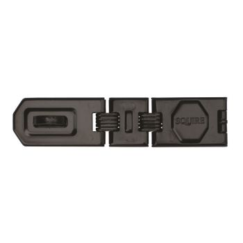 Squire DHH1 - Double hinge hasp & staple -  Hinged