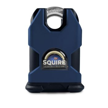 Squire SS50CS/MARINE/KA - Stronghold Marine 50mm Padlock - SS Closed Shackle - keyed Alike