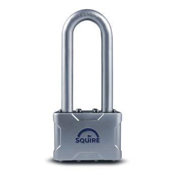 "Squire VULCAN P4 40 Padlock - Long Shackle 2.5"" - Keyed Alike"