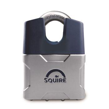 Squire VULCAN P4 50 Padlock - Closed Shackle