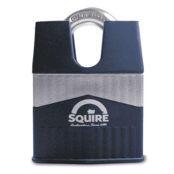 Squire Warrior 65mm padlock - Closed Shackle - Keyed Alike