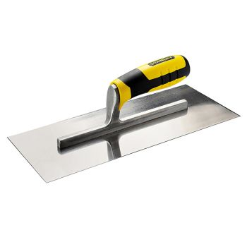 Stanley Finishing Trowel Bi-Material Handle 13 x 5in - STA005900