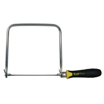 Stanley FatMax Coping Saw 165mm (6.3/4in) 14tpi - STA015106