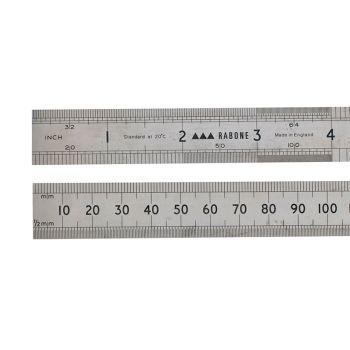 Stanley 64R Rustless Rule 150mm / 6in - STA035400