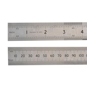 Stanley 64SR Chrome Rule 1 Metre / 39in - STA035406