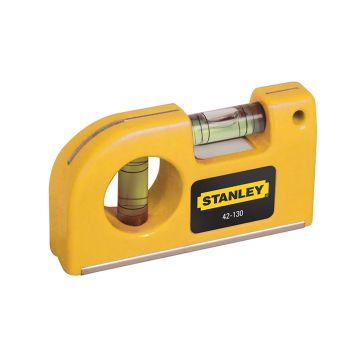 Stanley Magnetic Horizontal / Vertical Pocket Level - STA042130