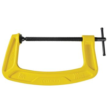 Stanley Bailey G Clamp 200mm (8in) - STA083036