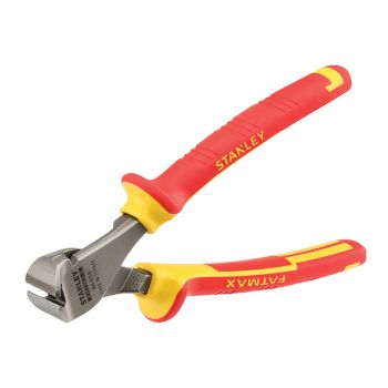 Stanley FatMax End Cutting Pliers VDE 165mm - STA084016