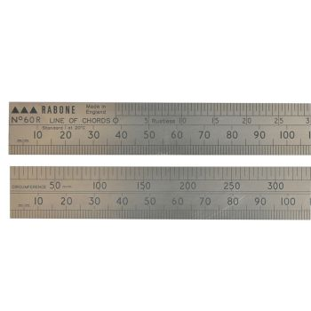 Stanley 60R Line of Chords Rule 60cm - STA135333