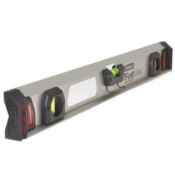 Stanley FatMax I Beam Magnetic Level 3 Vial 200cm - STA143558
