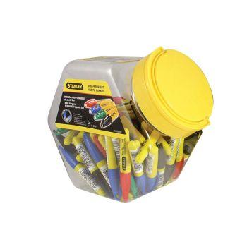 Stanley Mini Fine Tip Pen (Tub of 72) - STA147329