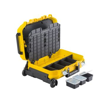 Stanley FatMax Wheeled Technicians Suitcase - STA172383
