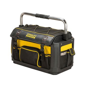 Stanley FatMax Plastic Fabric Open Tote with Cover 50cm (20in) - STA179213