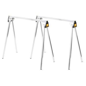 Stanley Essential Metal Sawhorse Twinpack - STA181337