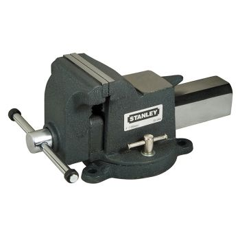 Stanley MaxSteel Heavy-Duty Bench Vice 150mm (6in) - STA183068