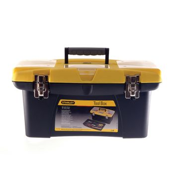 Stanley Jumbo Toolbox + Tray 50cm (19in) - STA192906