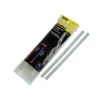 Stanley Dual Temp Glue Sticks 11.3 x 250mm Pack of 12 - STA1GS25DT