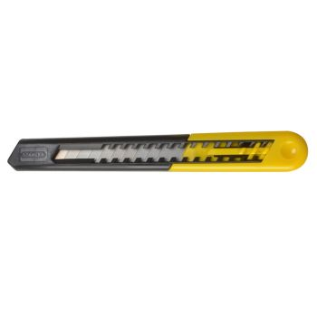 Stanley SM9 Snap-Off Blade Knives 9mm (Pack 3) - STA210150