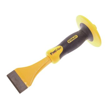 Stanley FatMax Electricians Chisel With Guard 55mm (2.1/4in) - STA418330