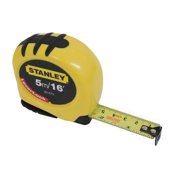Stanley Leverlock Tape 5m/16ft (Width 19mm) - STA530815