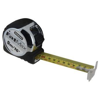 Stanley FatMax Pro Pocket Tape 5m/16ft (Width 32mm) - STA533886