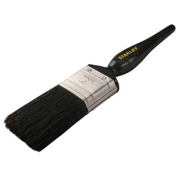 Stanley Max Finish Pure Bristle Paint Brush 75mm (3in) - STASTPPBS0J