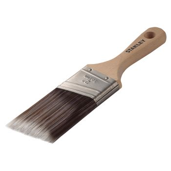 Stanley Max Finish Advance Synthetic Stubby Paint Brush 50mm (2in) - STASTPPSS0G