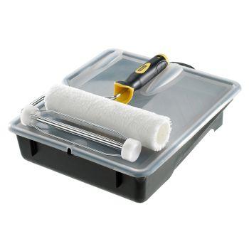 Stanley Microfibre Roller Set 230 x 38mm (9 x 1.1/2in) - STASTRSMSFQ