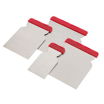 Stanley Euro Filling Knives 4 Pack - STASTTFGF00