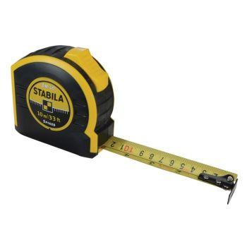 Stabila Pocket Tape 10m/33ft (Width 27mm) - STBBM4010