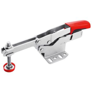 Bessey Horizontal toggle clamp with open arm and horizontal base plate STC-HH -SB /60