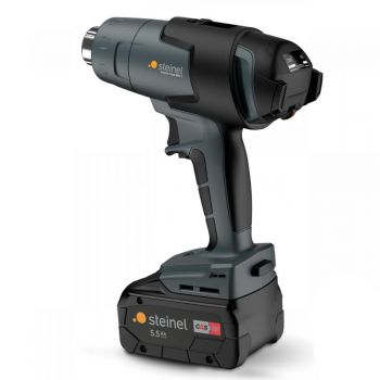 Steinel MH5 Professional Cordless Heat Gun With LCD/Digital Control - With Carry Case - MH5