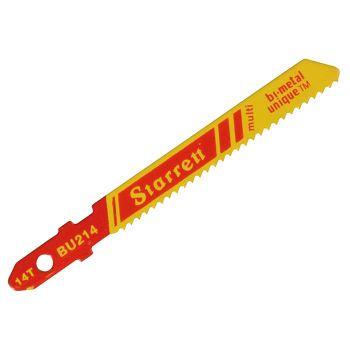 Starrett BU214-5 Multi Purpose Jig Saw Blades Pack of 5 - STRBU2145