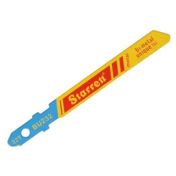 Starrett BU232-5 Metal Cutting Jigsaw Blades Pack of 5 - STRBU2325