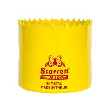 Starrett Fast Cut Bi-Metal Holesaw 98mm - STRHS98AX