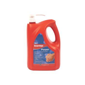 Swarfega Power Hand Cleaner Pump Top Bottle 4 Litre - SWANP4L