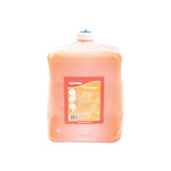 Swarfega Orange Hand Cleaner Cartridge 4 Litre - SWASORC4L