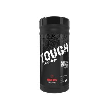 Swarfega Tough Hand Wipes Tub of 70 - SWASTHW70