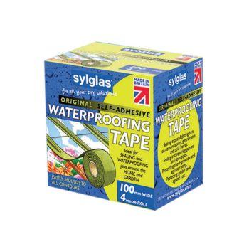 Sylglas Waterproofing Tape 100mm x 4m - SYLWT100